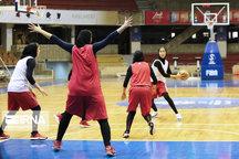 هرمزگان نایب قهرمان رقابتهای بسکتبال امید دختران کشور شد