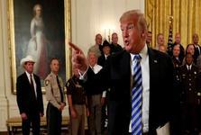 گروکشی وقیحانه دوباره ترامپ از عربستان و دیگر کشورهای حاشیه خلیج فارس