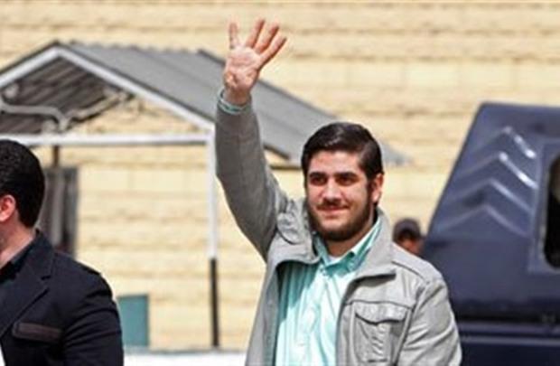 بازداشت پسر محمد مرسی رئیس جمهور برکنار شده مصر