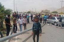 سقوط تیر برق یک نفر را در داراب کشت