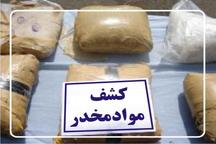 کشف 1،5 تن مواد مخدر همراه با دستگیری پنج قاچاقچی در سراوان