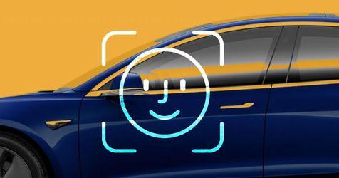 تشخیص چهره جایگزین سوئیچ خودرو میشود