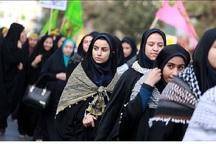 400 دانش آموز مهابادی به مناطق عملیاتی اعزام شدند