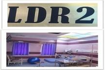 راه اندازی بخش LDR بیمارستان سیدالشهدا(ع) فارسان