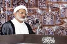 امام جمعه کنگان:روز قدس، روز دفاع از کیان اسلام است