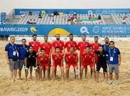 تیم ملی فوتبال صاحب مدال برنز بازیهای جهانی ساحلی شد