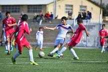 تیم فوتبال نوجوانان فولاد یزد در مقابل زاهدان متوقف شد