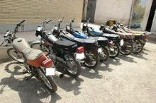 فضای مجازی سارق هفت دستگاه موتورسیکلت را به دام انداخت