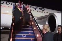 حضور جنجالی ولیعهد عربستان در لندن+ تصاویر
