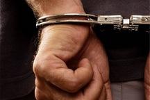 سارق حرفه ای در اشنویه دستگیر شد