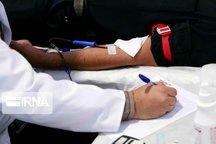 ۱۶۰۰ واحد خون  در اصفهان اهدا شد