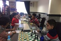 شطرنجباز همدانی قهرمان مسابقات زیر هشت سال کشور شد
