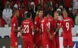 گل های بازی چهل و دوم جام ملت های آسیا /امارات 3-قرقیزستان 2