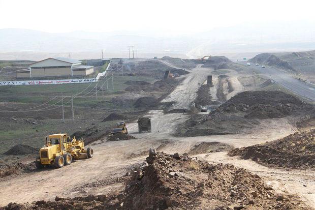 ۲۱۳ کیلومتر بزرگراه در استان اردبیل در دست احداث است