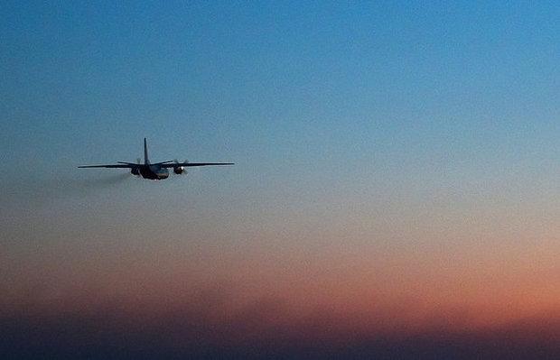فرود هواپیما در سیدنی بعد از سوراخ شدن محفظه موتور