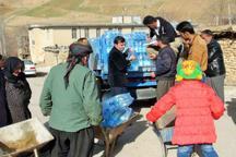 منابع آب 6 روستای جوانرود براثر پس لرزه های اخیر قطع شده است