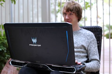 ایسر Predator 21x؛ لپتاپ گیمینگ با قیمت 38 میلیون تومان!