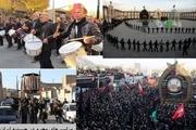 باز بوی محرم رسید   سنت ها و مراسم های عزاداری در یزد ؛ حسینیه ایران
