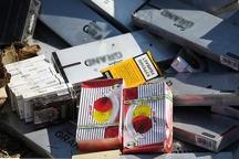 2228 بسته تنباکوی خارجی قاچاق در دیواندره کشف شد