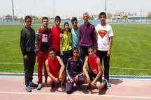 فارس، مقام سوم رقابت های دو و میدانی نونهالان منطقه پنج کشور را کسب کرد