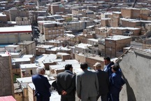 8700 هکتار سکونتگاه غیررسمی در استان تهران وجود دارد