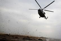 سقوط بالگرد مرزبانی در ارومیه  شهادت کمکخلبان و زخمیشدن 6 نفر