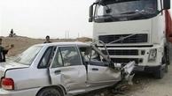 تصادف در جاده بیرجند - قاین 2 کشته و یک مصدوم داشت