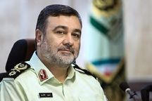 فرمانده ناجا: آمار بازگشت زائران به کشور پنج برابر رقم خروج است