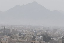 آلودگی هوای زاهدان به 25 برابر حد مجاز رسید