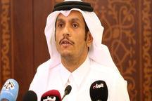 قطر: از جامعه جهانی میخواهیم که تنشهای میان ایران و آمریکا از طریق گفتوگو حل شود