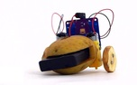 با سیبزمینی ربات مبتنی بر هوش مصنوعی بسازید + فیلم