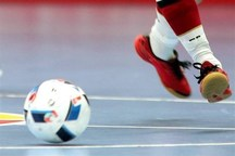 مسابقات فوتسال جام فجر خوی پایان یافت