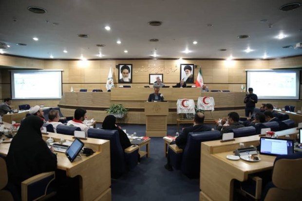 کمک به هموطنان سیلزده در شورای شهر مشهد تصویب شد