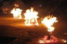 آتش نشانان اردبیل برای مقابله با اتفاقات چهارشنبه سوری آماده شدند
