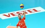 هفته پنجم لیگ والیبال ترکیه پیروزی یاران قائمی و کاظمی در دیداری سخت
