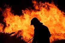 هویت تعدادی از قربانیان آتش سوزی در اهواز مشخص شد