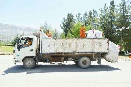 تولید زباله در یاسوج سه برابر افزایش یافت