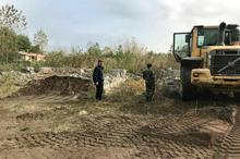افزون بر هفت هزارمتر مربع اراضی ملی جنوب کرمان رفع تصرف شد