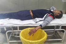 معتاد متجاهر با چاقو کارمند شهرداری شیراز را زخمی کرد