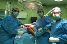 عمل تعویض مفصل آرنج با موفقیت در مشهد  انجام شد