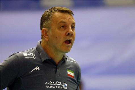 کولاکوویچ: تلاش ما برای صعود به المپیک هنوز ادامه دارد/ باید امروز را فراموش کنیم