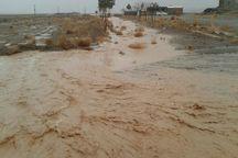 64 نفر در سیلاب خراسان جنوبی امدادرسانی شدند