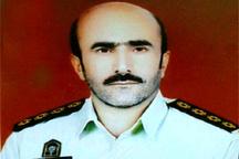 شهادت رئیس پلیس آگاهی اسلام آبادغرب در درگیری با سارقان مسلح