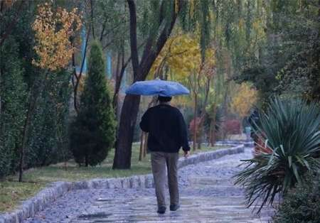 آسمان  اصفهان باردیگر بارانی می شود