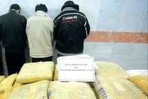 امسال ۵۱۴ توزیع کننده و ۴ قاچاقچی مواد مخدر در کردستان دستگیر شدند