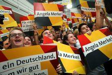 پیشتازی حزب دموکرات مسیحی/ صدراعظمی مرکل برای چهارمین دور تضمین شد