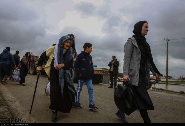 ویزیت رایگان 6 هزار نفر از مردم سیل زده گلستان