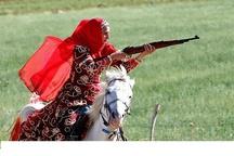 عشایر ایل شاهسون نماد گردشگری فرهنگی بیله سوار هستند