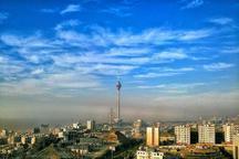 کیفیت هوای پایتخت با شاخص 70 سالم است