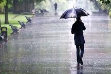 بارشهای رگباری در برخی نقاط کهگیلویه و بویراحمد رخ میدهد
